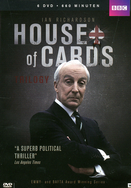 House of cards : trilogy