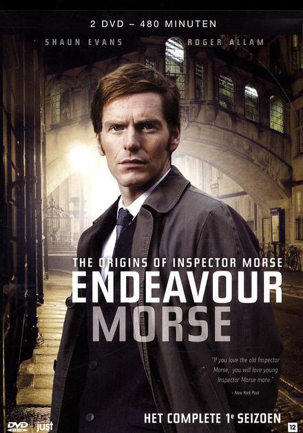 Endeavour Morse. Het complete 1ste seizoen