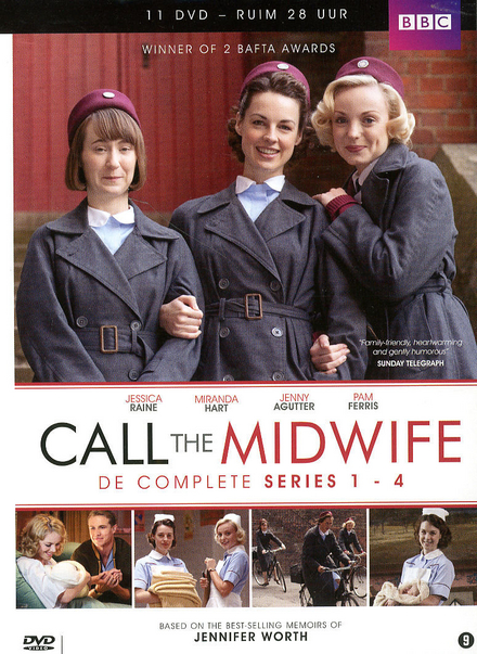 Call the midwife. serie 1-4