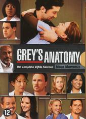 Grey's anatomy. Seizoen 5
