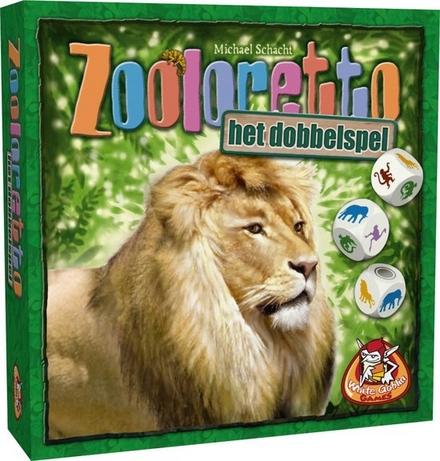 Zooloretto : het dobbelspel