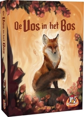 De vos in het bos : een slagenspel voor 2 spelers