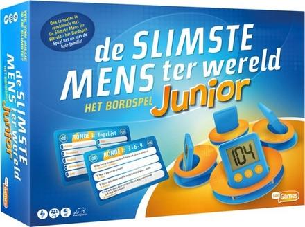 De slimste mens ter wereld junior : het bordspel