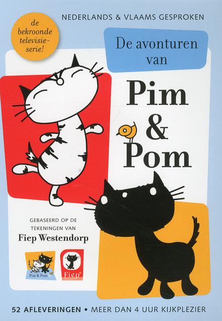 De avonturen van Pim & Pom : de complete serie!