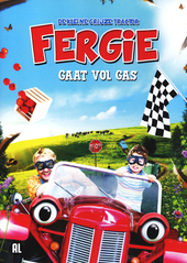 Fergie, de kleine grijze tractor : gaat vol gas!