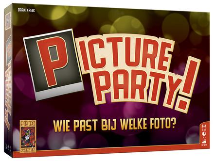 Picture Party : Wie past bij welke foto ?