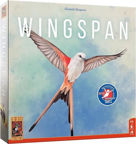 Wingspan : een vogelopvangspel vol tactiek en spanning