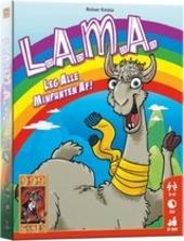 L.A.M.A. : Leg Alle Minpunten Af!