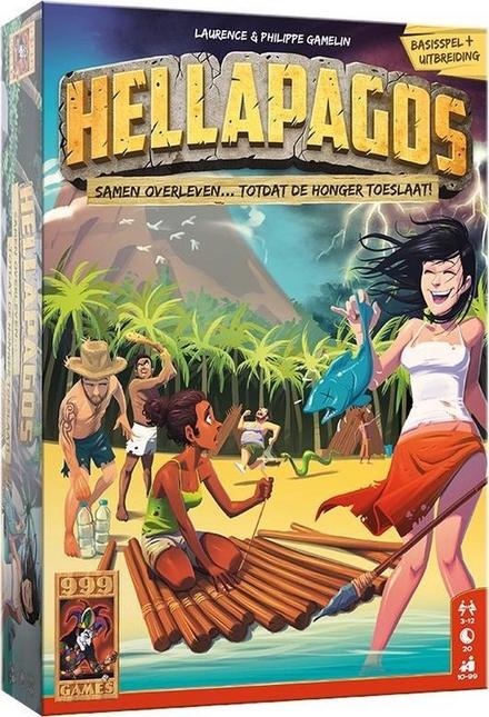 Hellapagos : Samen overleven ... totdat de honger toeslaat!