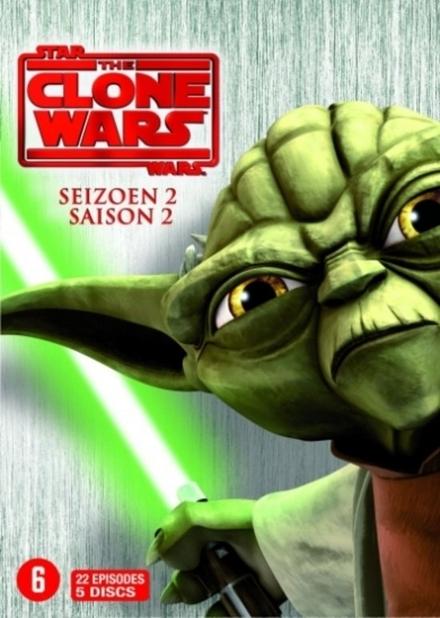Star wars : the clone wars. Seizoen 2