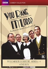 You rang, m'lord?. De complete collectie series 1-4