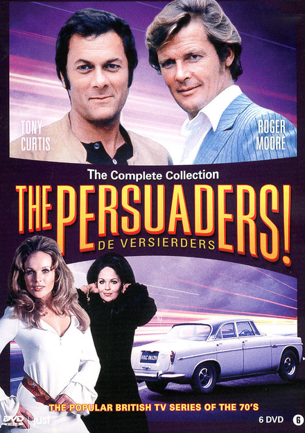 The persuaders : the complete collection