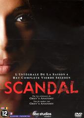 Scandal. Het complete vierde seizoen