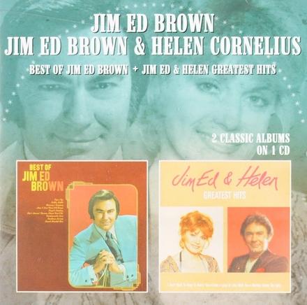 Best of Jim Ed Brown; Jim Ed & Helen greatest hits