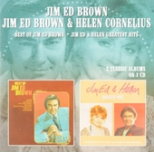 Best of Jim Ed Brown; Jim Ed & Helen greatest hits