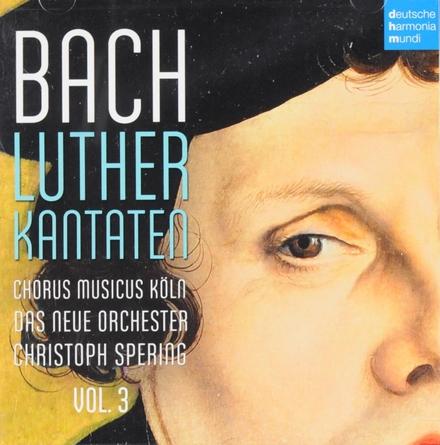Luther Kantaten Vol. 3. vol.3