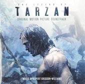 The legend of Tarzan : original motion picture soundtrack