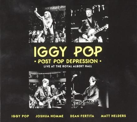 Post pop depression : live at the Royal Albert Hall, 13th May 2016