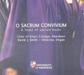 O sacrum convivium : A feast of sacred music