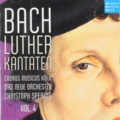 Luther Kantaten Vol. 4. vol.4