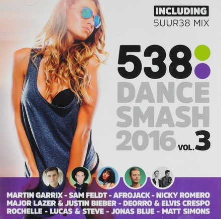 538 dance smash 2016. vol.3