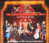 The rocky horror picture show : let's do the time warp again : complete soundtrack from the Fox Television broadcas...