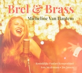 Brel & brass : chansons of Jacques Brel with orchestra
