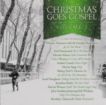 Christmas goes gospel. vol.2