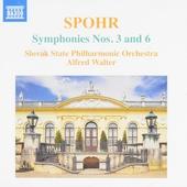 Symphonies nos.3 and 6