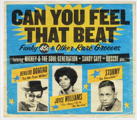 Can you feel that beat : funky 45s & other rare grooves