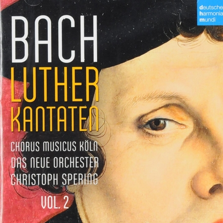 Luther Kantaten Vol. 2. vol.2