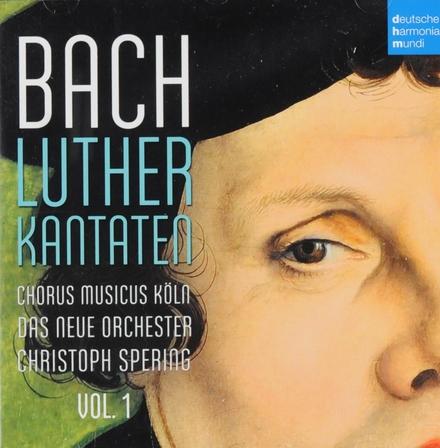 Luther Kantaten Vol. 1. vol.1