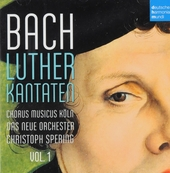 Luther Kantaten Vol. 1. vol.1