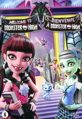 Monster high : iedereen is welkom
