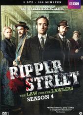 Ripper street. Season 4