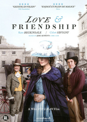 Love & friendship / written & directed by Whit Stillman