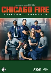 Chicago fire. Seizoen 4