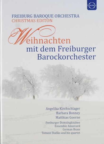 Weihnachten mit dem Freiburger Barockorchester