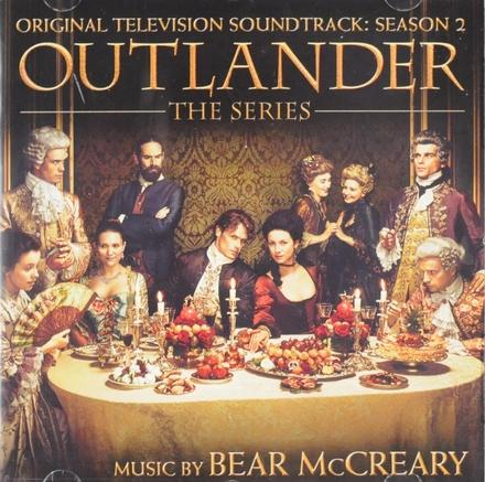 Outlander : original television soundtrack: season 2
