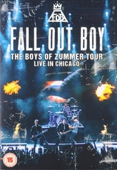 The boys of zummer tour : Live in Chicago