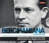 Bergmaniana : Music for male voice choir