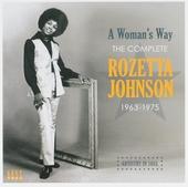 A woman's way : the complete Rozetta Johnson 1963-1975
