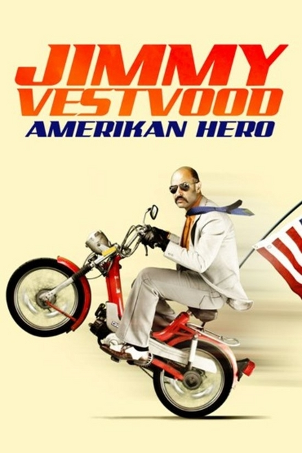 Jimmy Vestvood : Amerikan hero