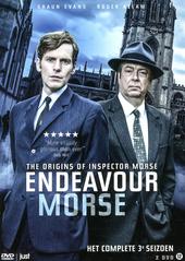 Endeavour Morse. Het complete 3e seizoen