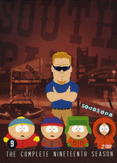 South Park. The complete nineteenth season