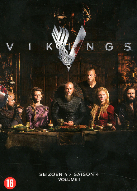 Vikings. Seizoen 4, Volume 1