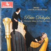 Petite delights : romantic music for flute & harp