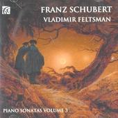 Piano sonatas volume three. vol.3