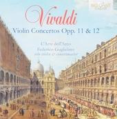 Violin concertos opp.11 & 12
