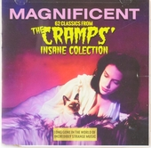 62 classics from The Cramps' insane collection : Long gone in the world of incredibly strange music